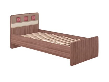 Спальня Розали Кровать с ортопедическим основанием Розали 96.04